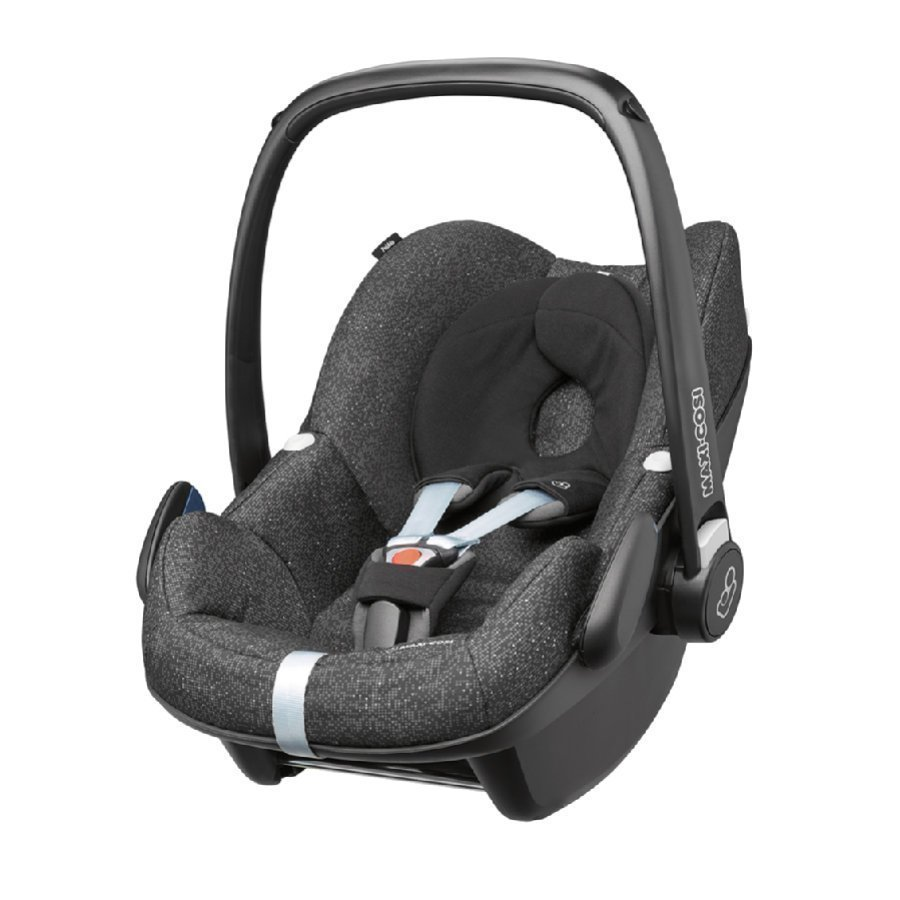 Maxi Cosi Pebble Triangle Black Turvakaukalo
