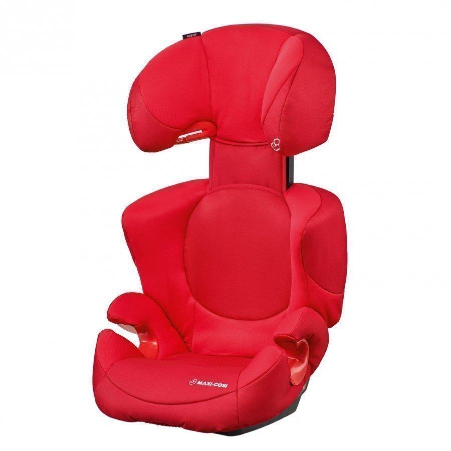 Maxi-Cosi Rodi Xp Fix Poppy Red Turvaistuin 15-36 Kg