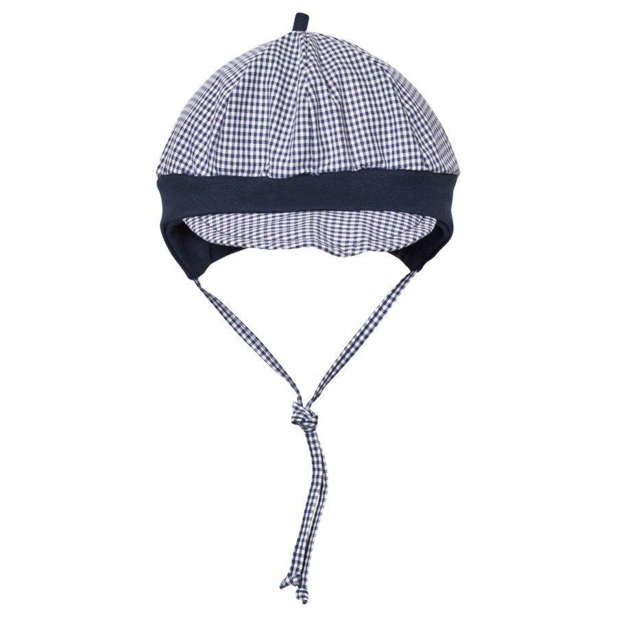 Maximo Baby Sun Hat Navy Aurinkohattu