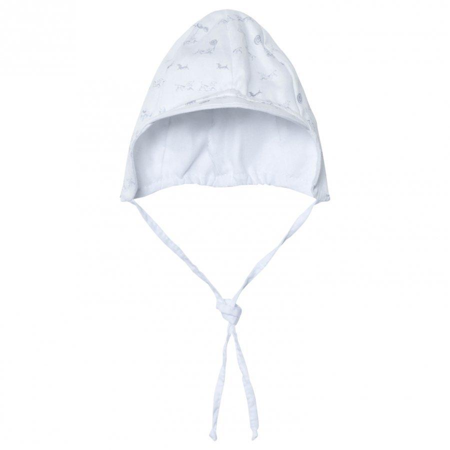 Maximo Baby Sun Hat White Aurinkohattu