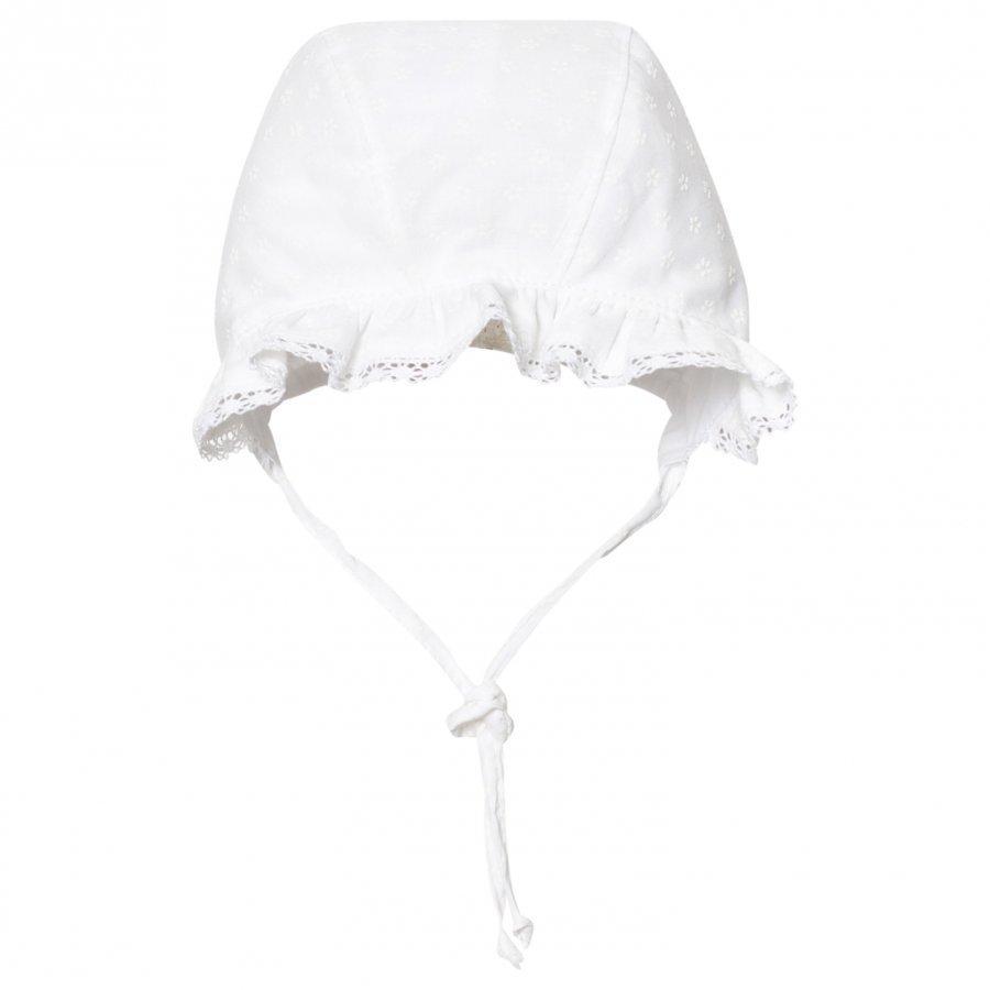 Maximo Bonnet White Aurinkohattu