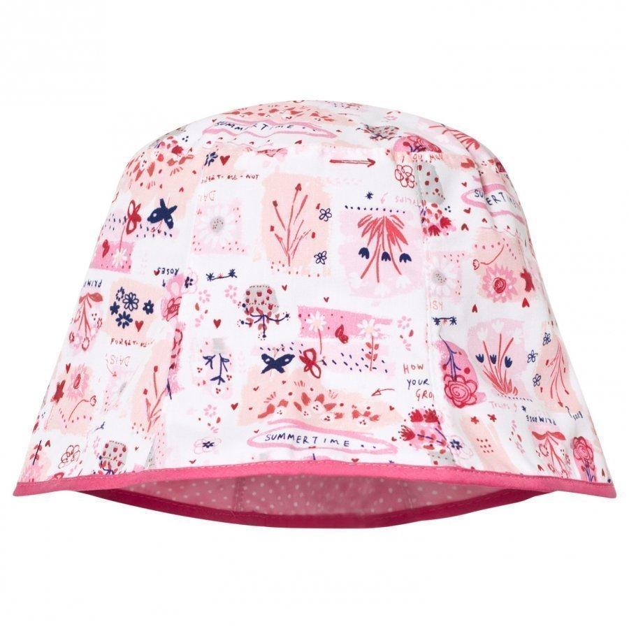 Maximo Hat Pink Aurinkohattu