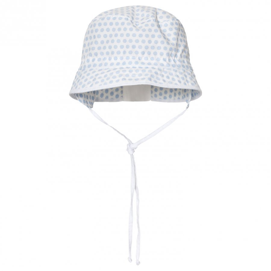 Maximo Hat White Blue Aurinkohattu