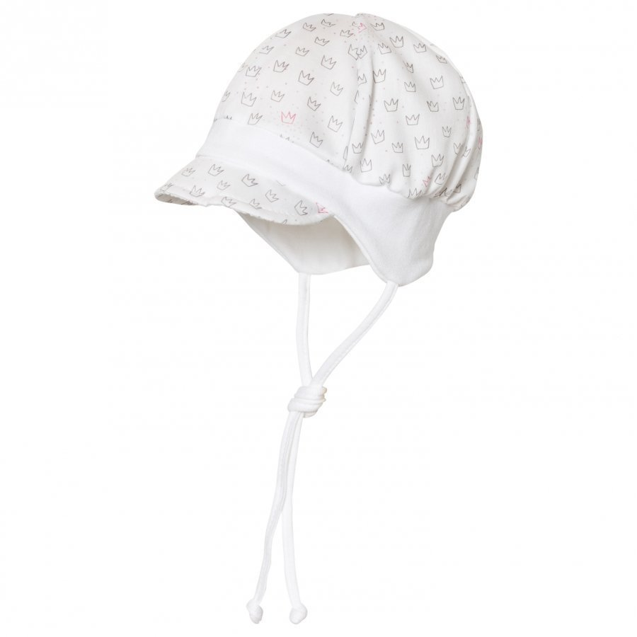 Maximo Sun Hat White Grey Aurinkohattu