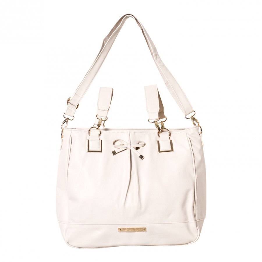 Mayoral Beige Changing Bag With Bow Detail Hoitolaukku