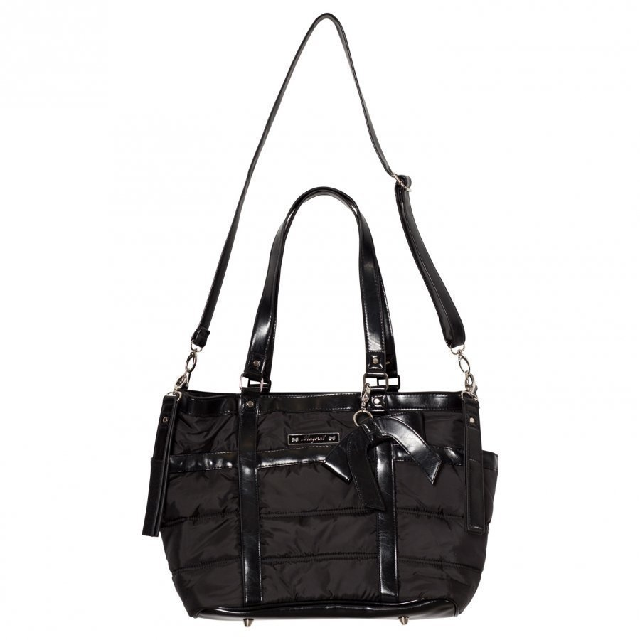 Mayoral Black Changing Bag With Accessories Hoitolaukku