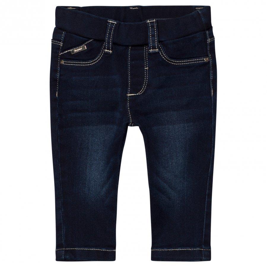 Mayoral Blue Mid Wash Jeans Farkut