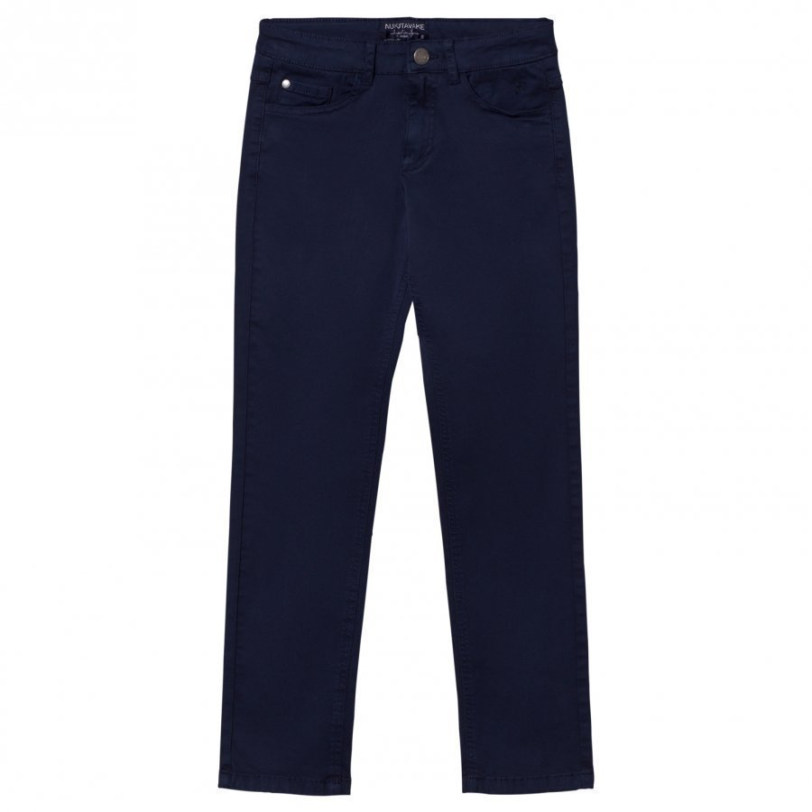 Mayoral Navy 5 Pocket Chinos Housut
