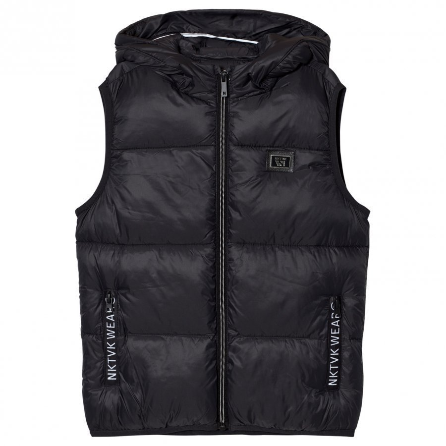 Mayoral Navy Hooded Gilet Toppaliivi