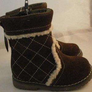 Mc. Baby Collection Tyttöjen mokka kengät.