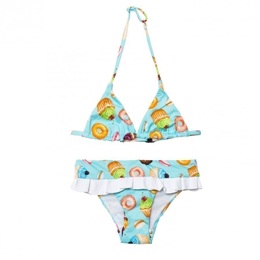 Mc2 St Barth Blue Cupcake Bikini Bikinit