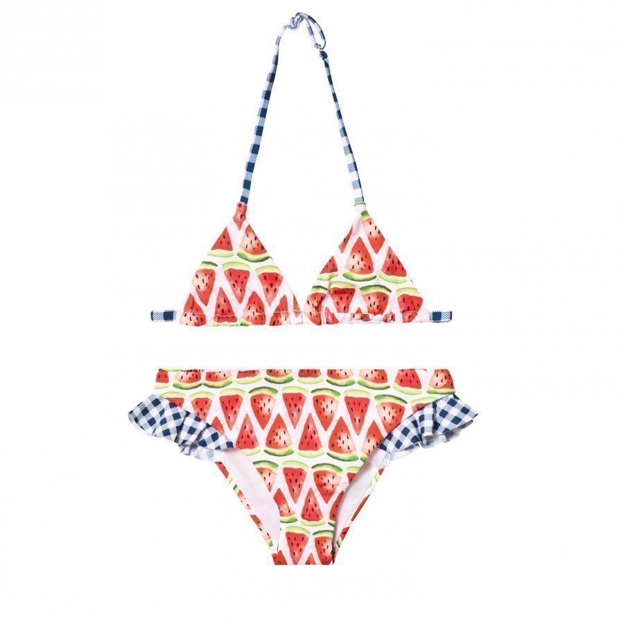 Mc2 St Barth Watermelon Bikini Bikinit