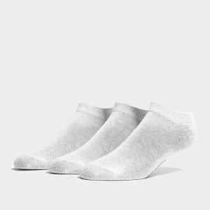 Mckenzie 3 Pack Low Ped Socks Sukat Valkoinen