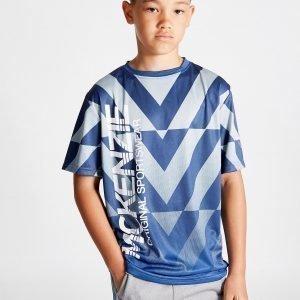 Mckenzie Gadget Poly T-Shirt Laivastonsininen