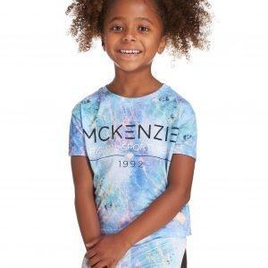 Mckenzie Girls' Jemma T-Shirt Monivärinen