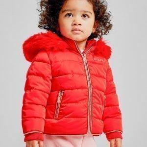 Mckenzie Girls' Lola Jacket Infant Punainen