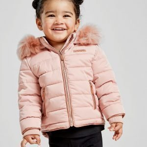 Mckenzie Girls' Lola Jacket Infant Vaaleanpunainen