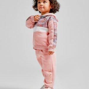 Mckenzie Girls' Micro Cara Verryttelyasu Vaaleanpunainen