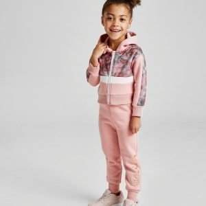 Mckenzie Girls' Mini Cara Suit Vaaleanpunainen