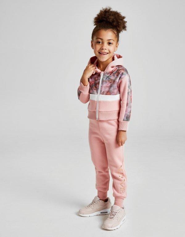 Mckenzie Girls' Mini Cara Suit Vaaleanpunainen