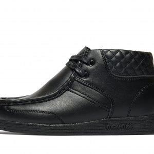 Mckenzie Lewis Apron Boot Musta