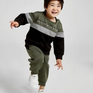 Mckenzie Micro Crew Suit Infant Vihreä