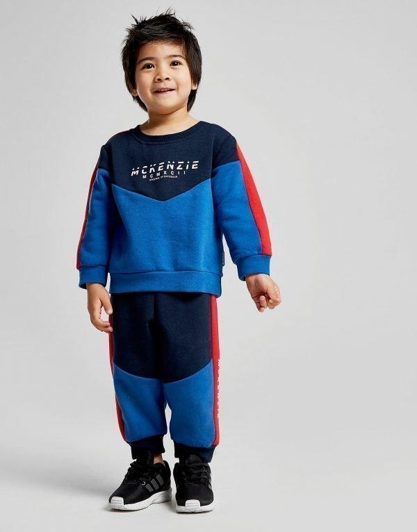 Mckenzie Micro Pax 2 Crew Suit Infant Laivastonsininen