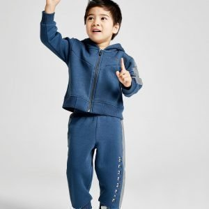 Mckenzie Micro Rocket Full Zip Tracksuit Infant Sininen
