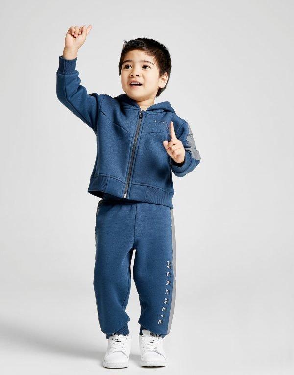 Mckenzie Micro Rocket Full Zip Tracksuit Infant Sininen