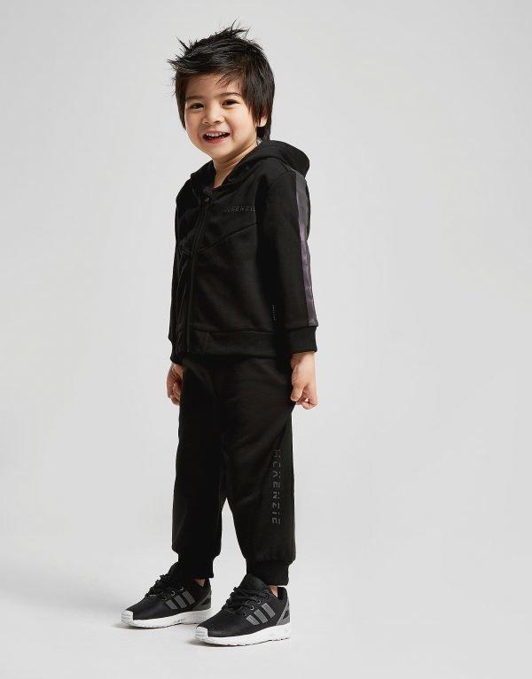 Mckenzie Micro Ryker Full Zip Suit Infant Musta