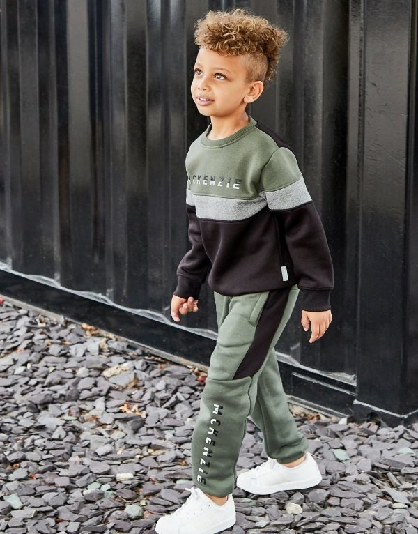 Mckenzie Mini Lysander Crew Suit Vihreä