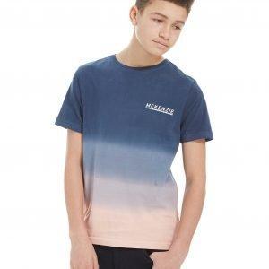 Mckenzie Overton Fade T-Shirt Laivastonsininen