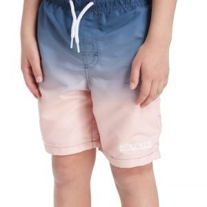 Mckenzie Overton Mid Swim Shorts Vaaleanpunainen