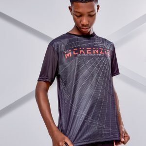 Mckenzie Ronto Sub T-Shirt Musta