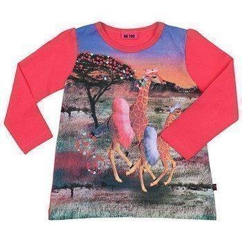 Me Too Hala tunika t-paidat pitkillä hihoilla