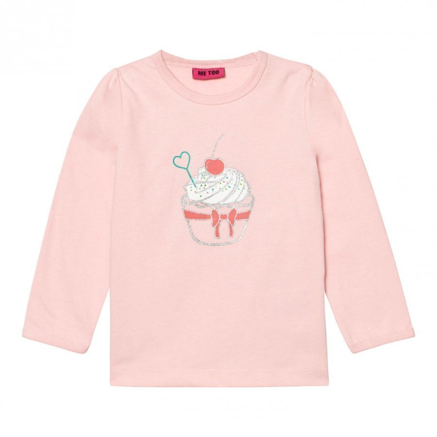 Me Too Kamma 223 -Top Ls Crystal Rose T-Paita