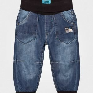 Me Too Karl 233 Pants Denim Blue Farkut