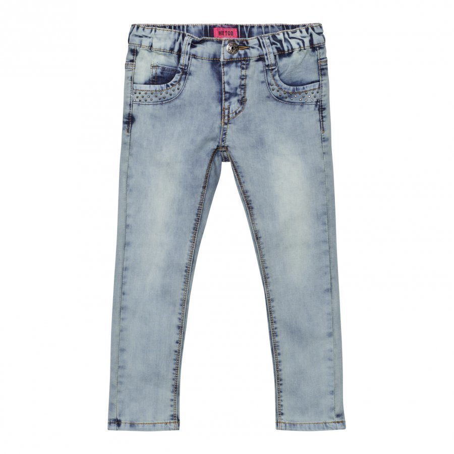 Me Too Katja 243 Jeans Bleach Denim Farkut