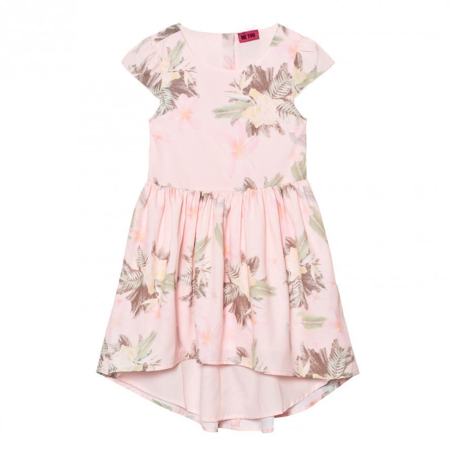 Me Too Katja 245 Dress Crystal Rose Mekko