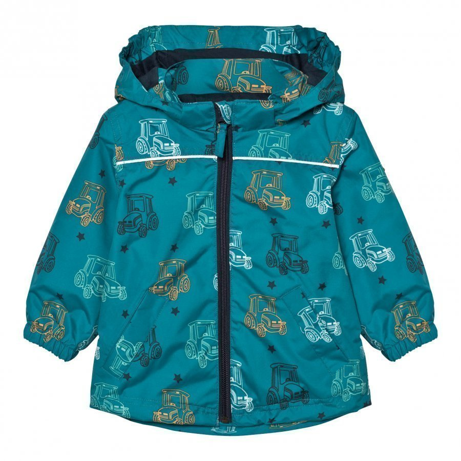 Me Too Kora 232 Mini Jacket Ocean Depths Kuoritakki