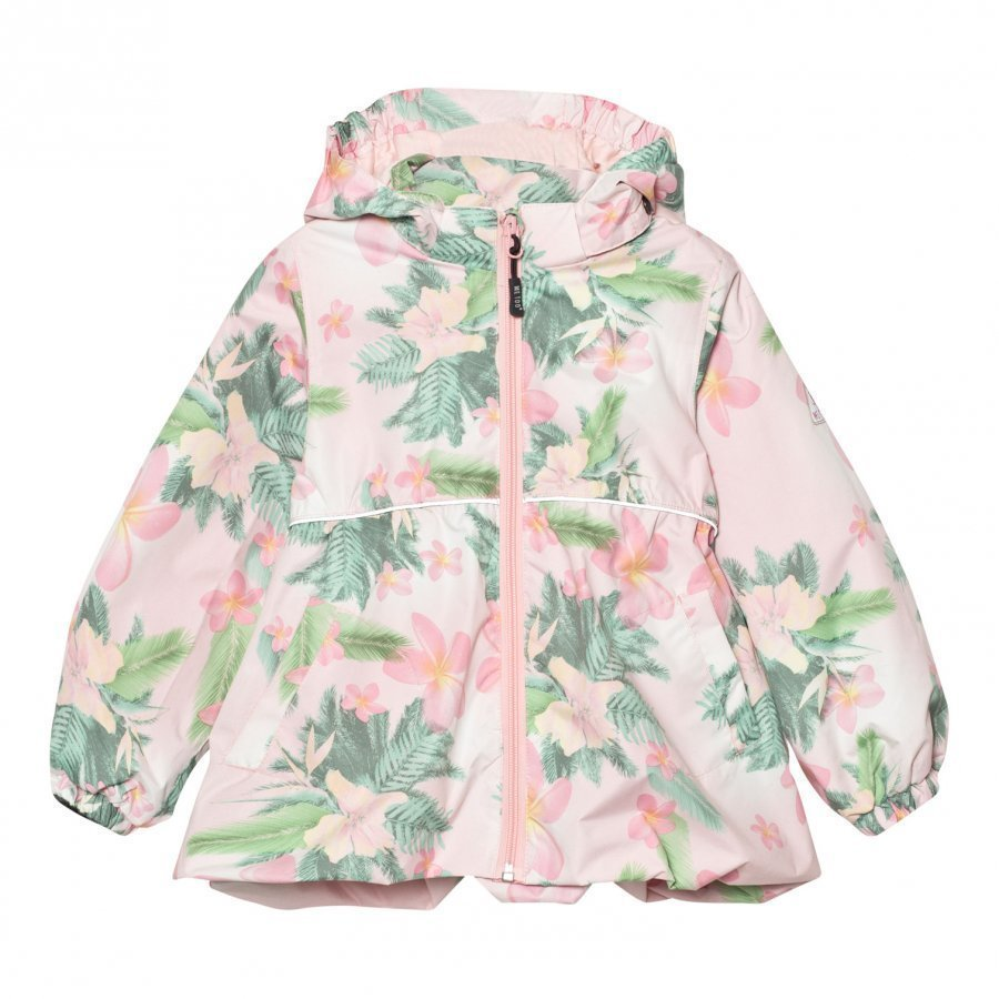 Me Too Kora 242 Kids Jacket Crystal Rose Kuoritakki