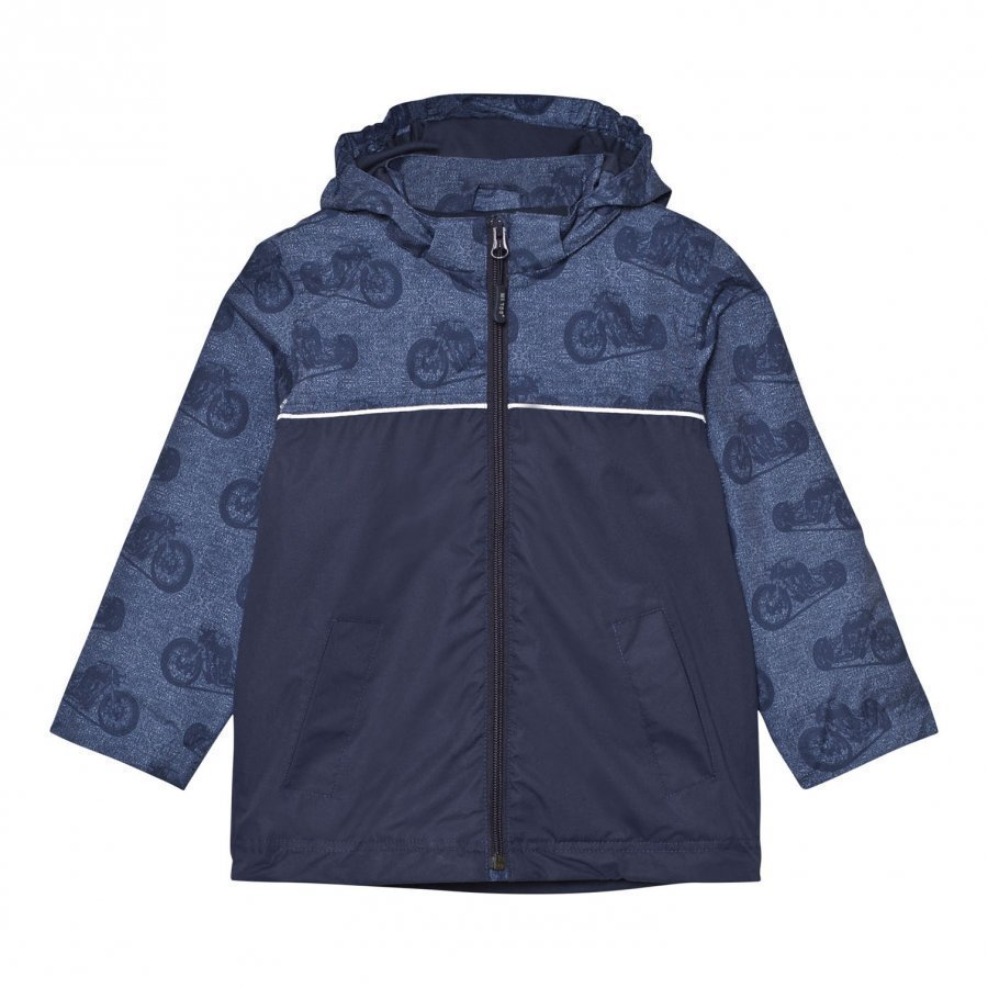 Me Too Kora 252 Kids Jacket Black Iris Kuoritakki