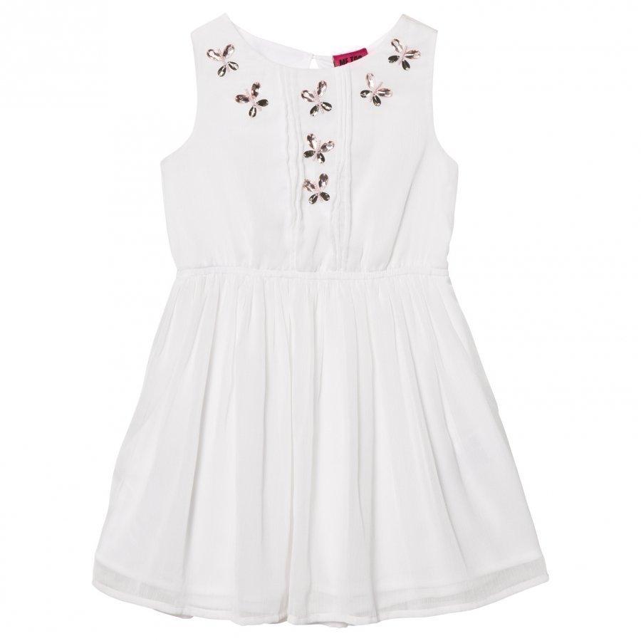 Me Too Laila 294 Dress Bright White Mekko