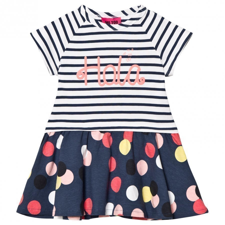 Me Too Lara 288 Dress Dark Denim Mekko