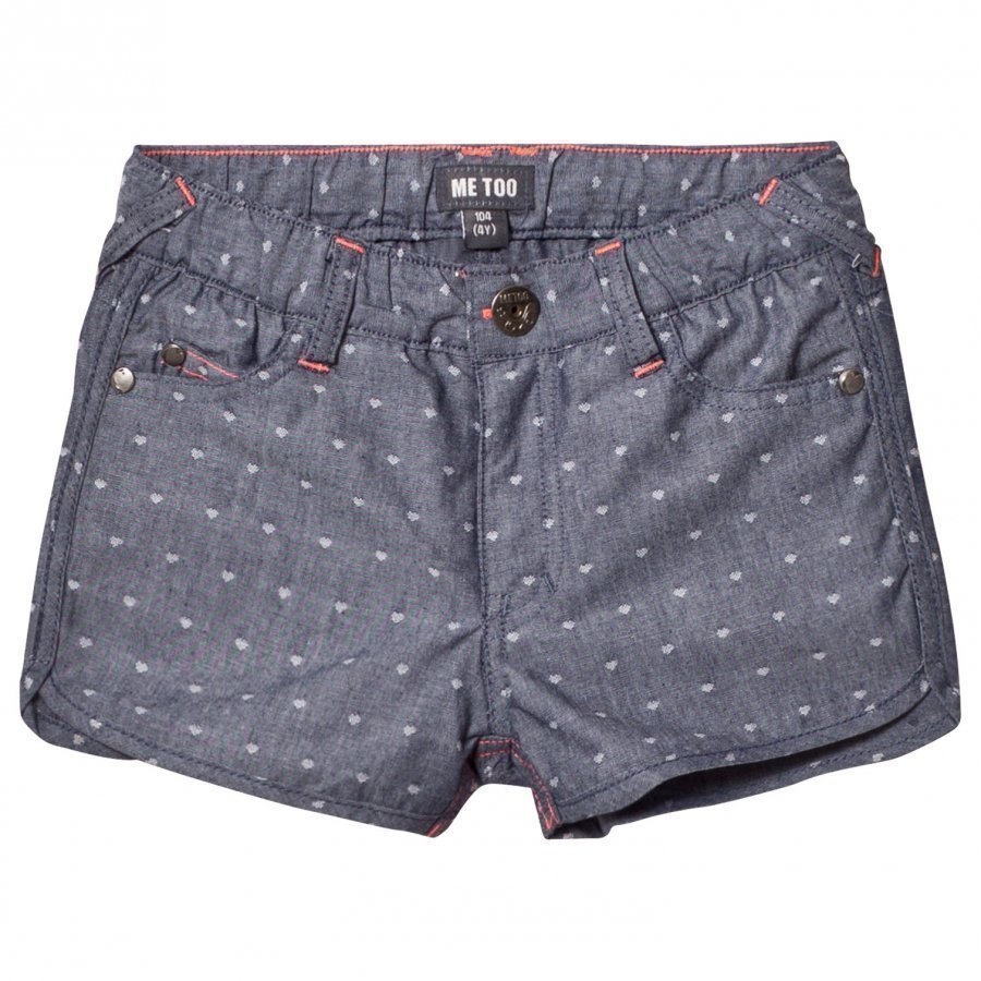 Me Too Lee 322 Shorts Light Blue Shortsit