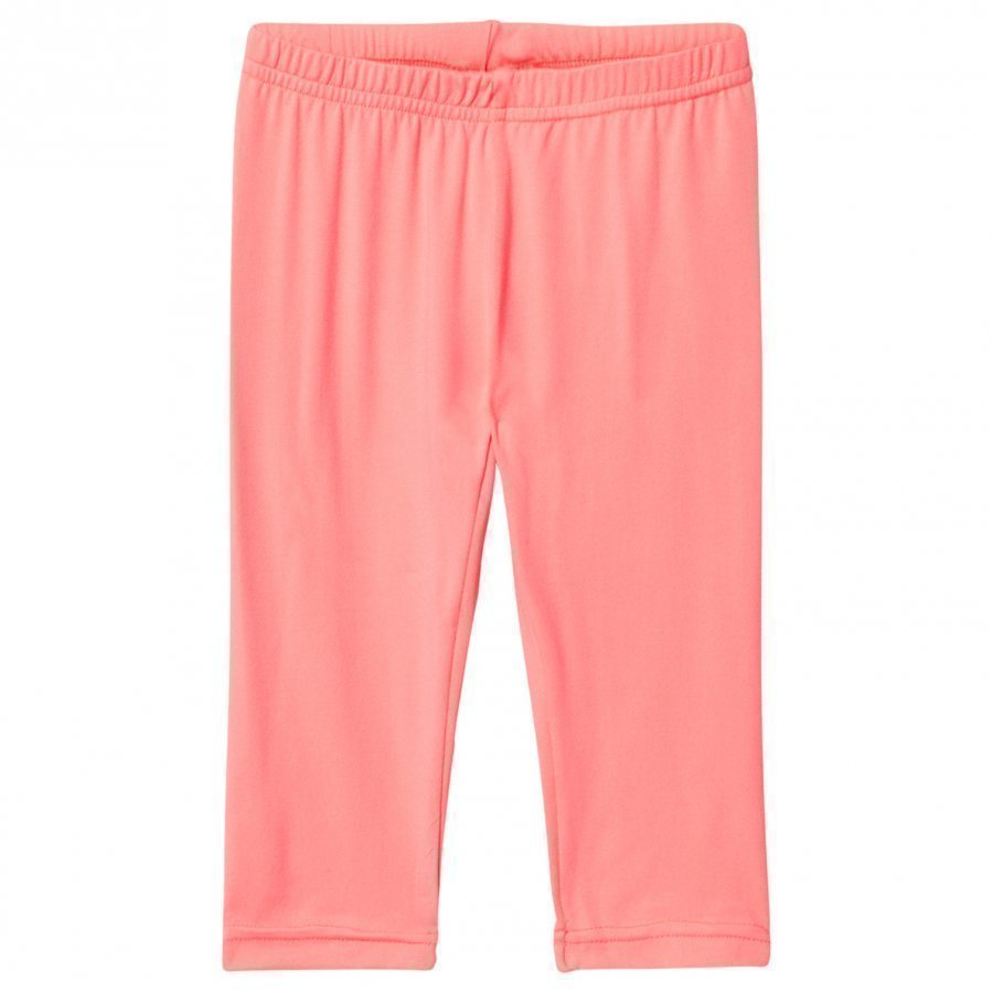 Me Too Lee 326 Leggings Capri Bright Coral Legginsit