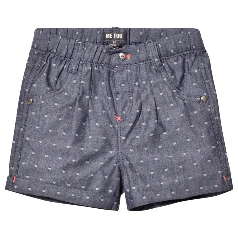Me Too Lisi 318 Shorts Light Blue Shortsit