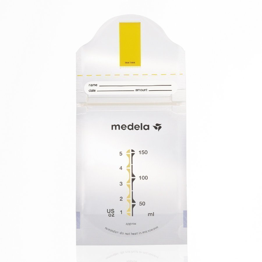Medela Äidinmaitopussit Pump & Save 20 Kpl