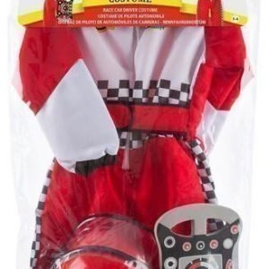 Melissa & Doug Race Car Driver F1