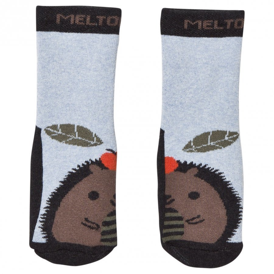 Melton Abs Socks Hedgehog Sukat